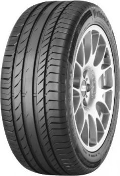 CONTINENTAL SPORTCONTACT 5 SUV 255/50/R19 (103) W