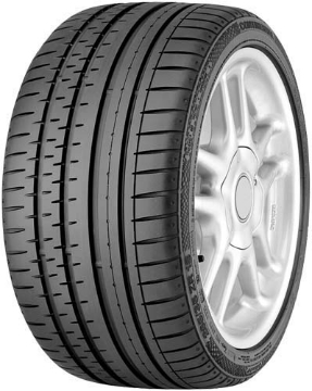 CONTINENTAL SPORTCONTACT 2 225/50/R17 (98) Y