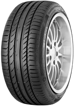 CONTINENTAL SPORTCONTACT 5 225/40/R19 (89) Y