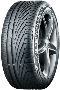 UNIROYAL RAINSPORT 3 SUV 255/55/R19 (111) V