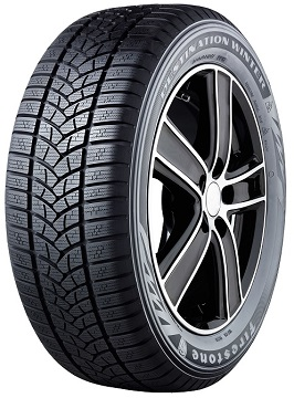 FIRESTONE DESTINATION WINTER 215/60/R17 (96) H