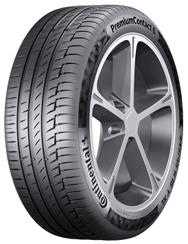 CONTINENTAL PREMIUMCONTACT 6 205/45/R17 (88) V