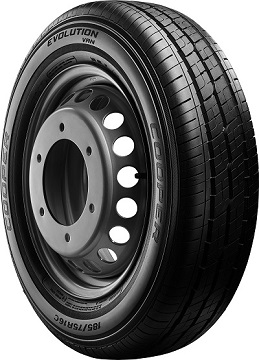 COOPER EVOLUTION VAN 185/75/R16 (104/102) R