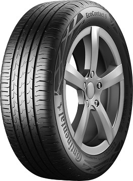 CONTINENTAL ECOCONTACT 6 165/70/R14 (81) T