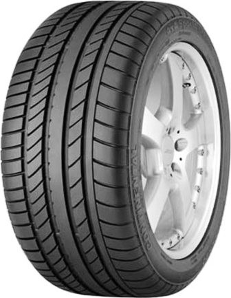 CONTINENTAL 4X4SPORTCONTACT 275/40/R20 (106) Y